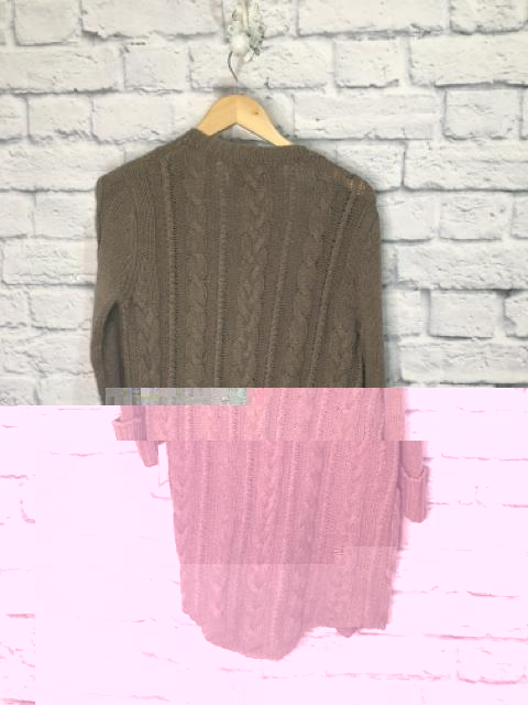 Brochu Walker Size S Taupe Sweater